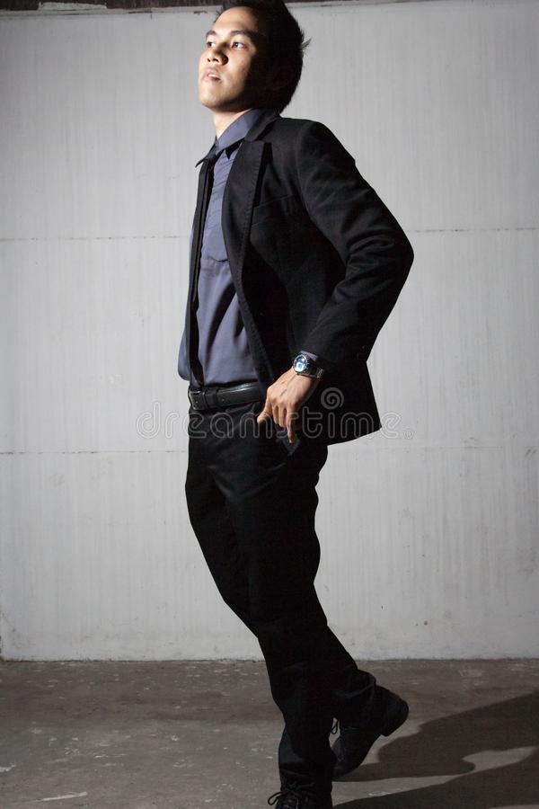 Mode Men& x27 ; costumes de s photographie stock libre de droits