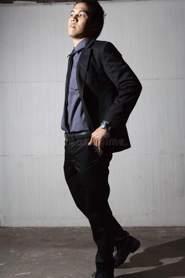 Mode Men& x27; s-Klagen lizenzfreie stockfotografie