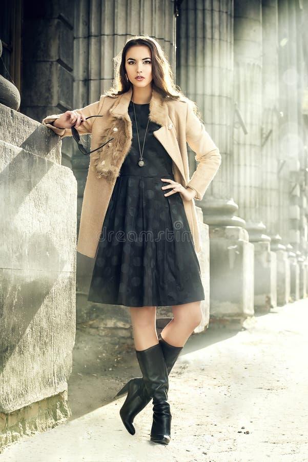 Mode-Modell lizenzfreie stockfotos