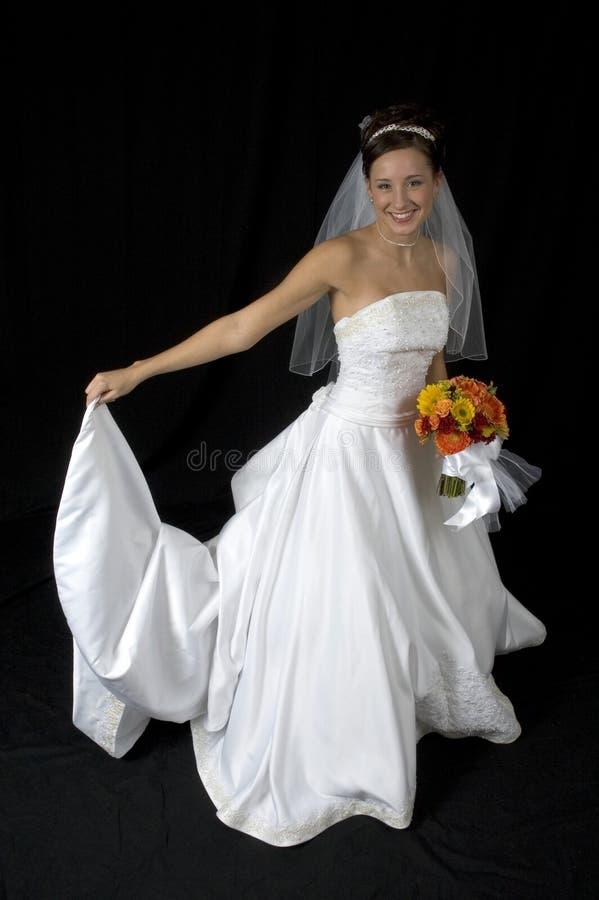 Mode nuptiale image stock