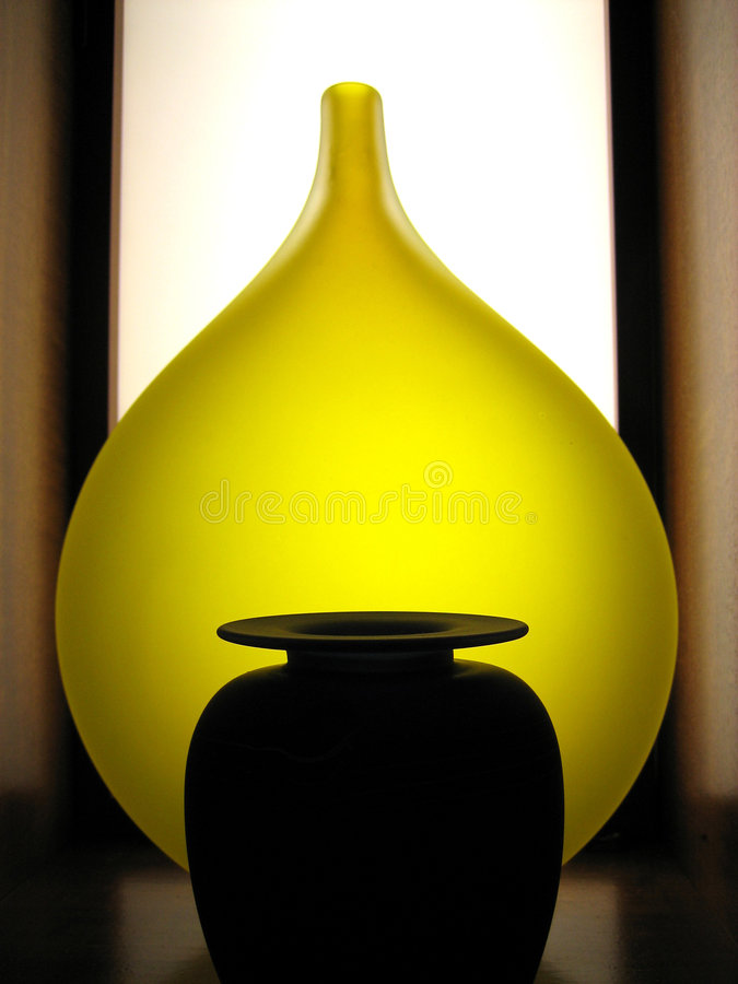 Mode-Vasen stockfotos