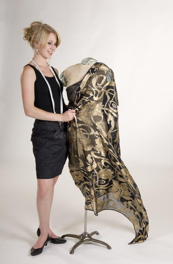 Modedesigner stockbild