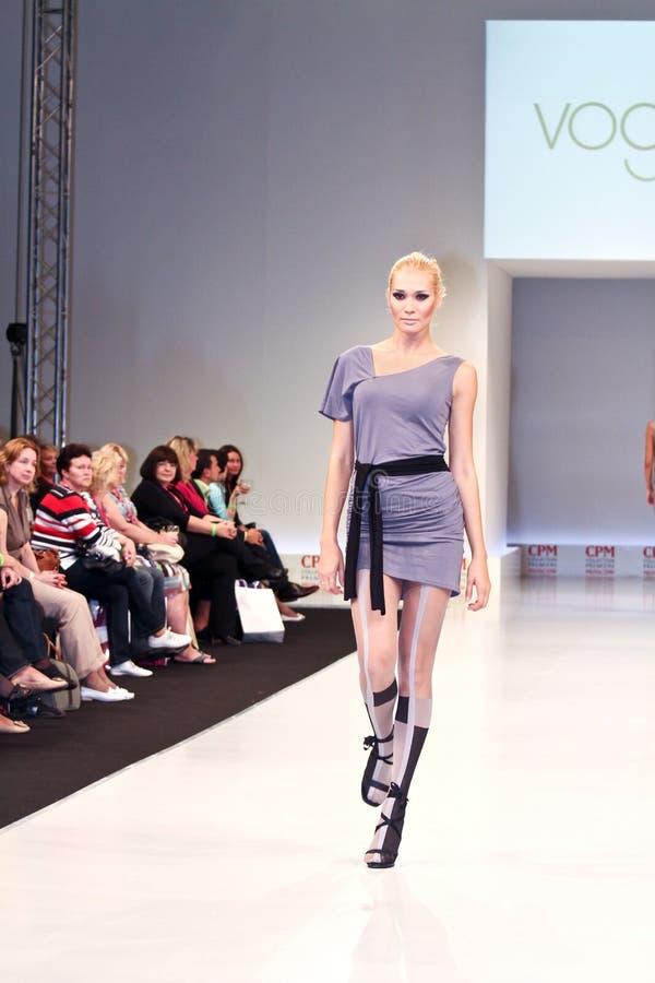 Modekleidungsansammlung Redaktionelles Stockbild