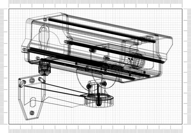 Blueprint stock images