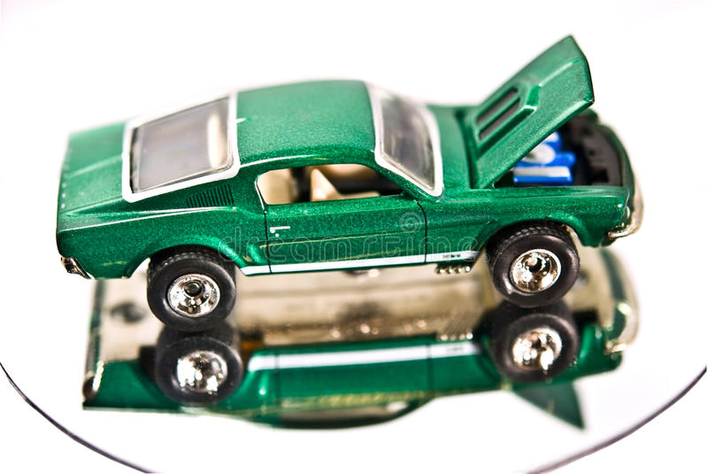 Download Model Of A 1967 Ford Mustang Stock Image - Image: 10545759