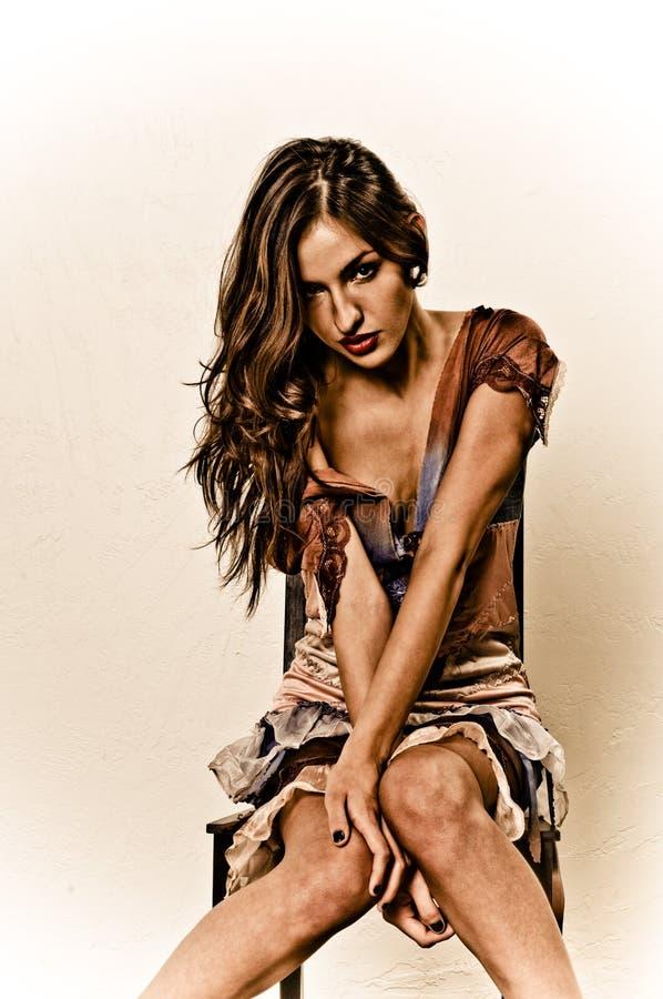 Download Model stock image. Image of entertainment, eyes, erotic - 5384035