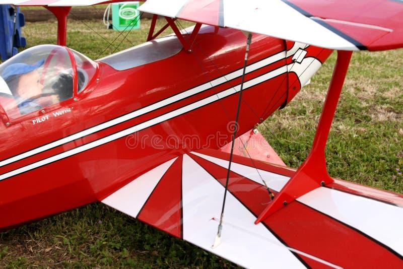 Model Airplane royalty free stock photo