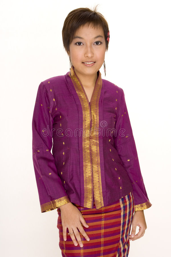 Model Asiatique 1 Images stock
