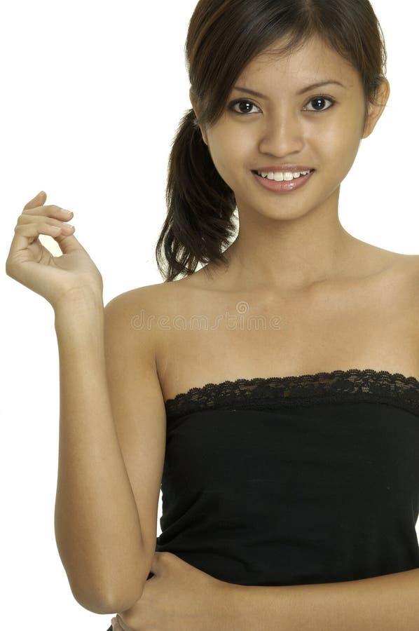 Model asiatique 31 photo libre de droits