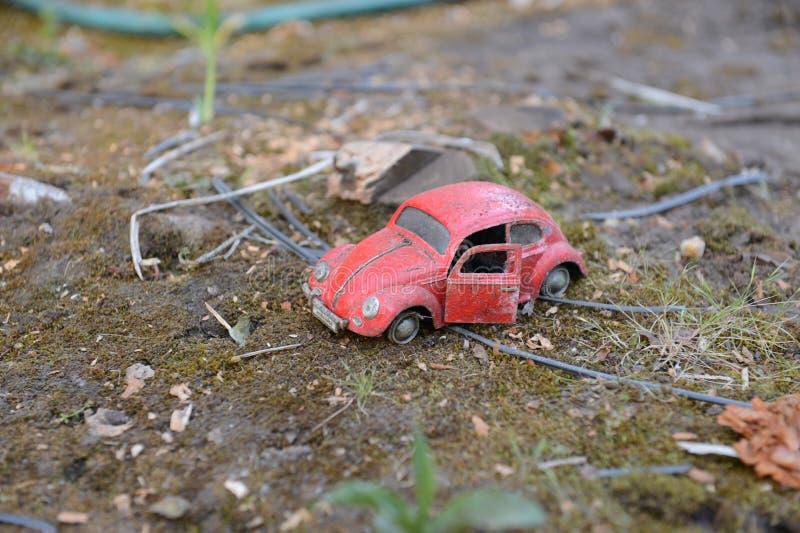 Model auto royalty-vrije stock afbeelding