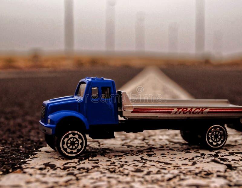 Model ciężarówka fotografia stock