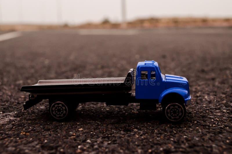 Model ciężarówki obraz stock
