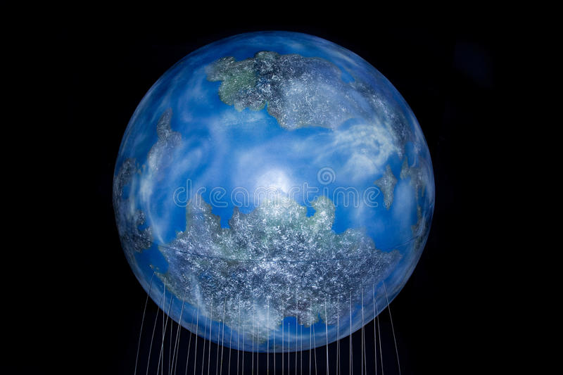 Download Model Of Earth Stock Photography - Image: 15077572