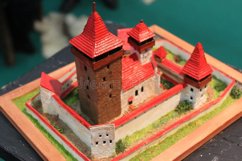 Model fortress