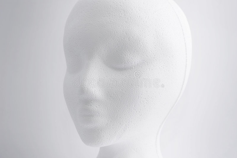 model głowy fotografia royalty free
