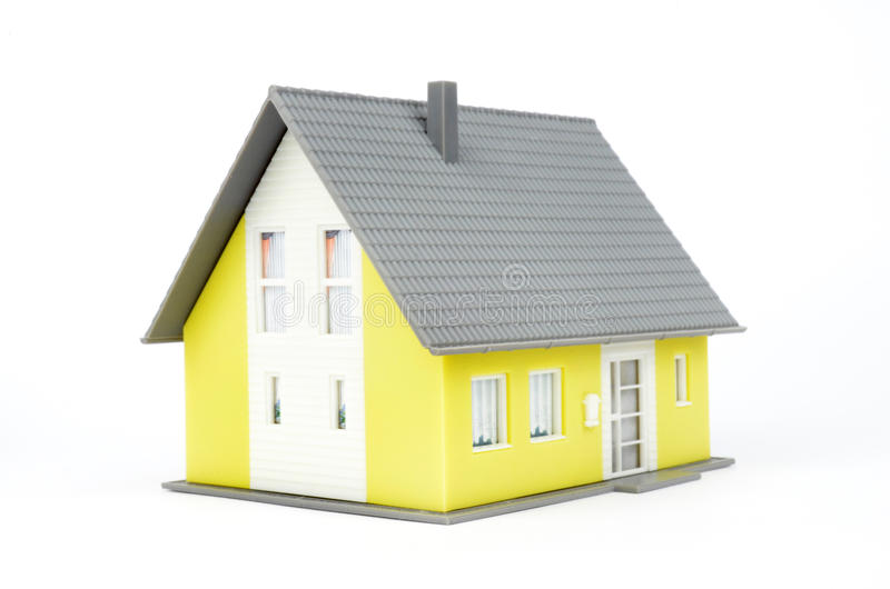 Download Model Of A House Stock Photo. Image Of People, Roof, Residential