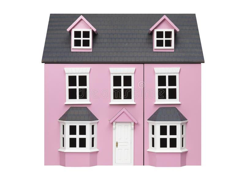Model hus royaltyfri bild