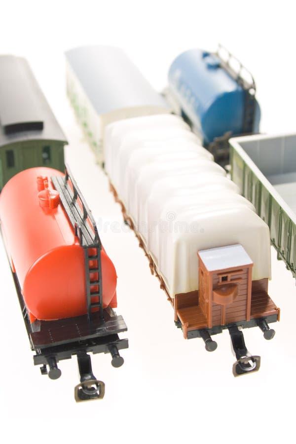 model järnväg arkivfoto
