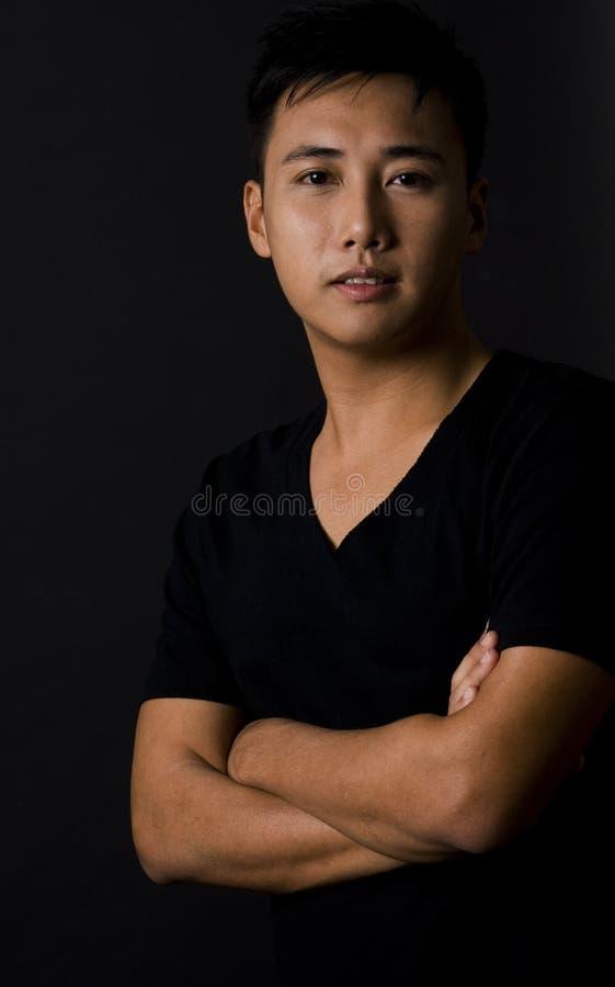 Model mâle 6 image stock