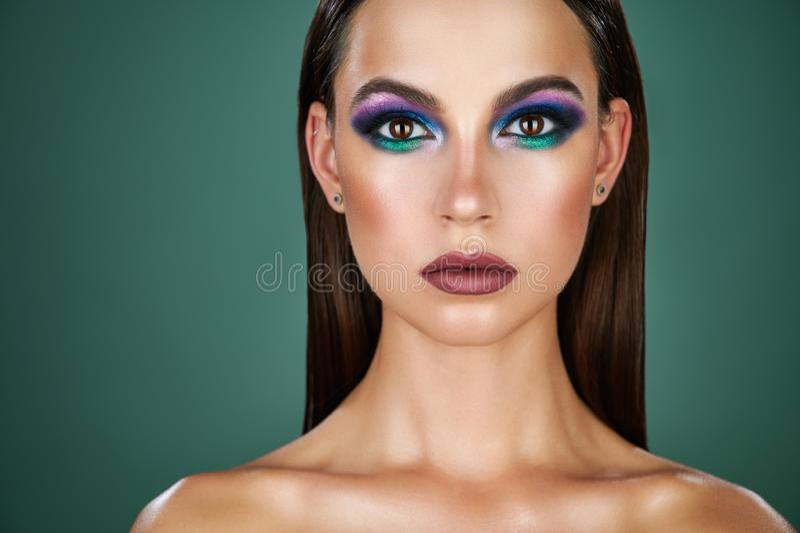 model mody kobieta obrazy stock