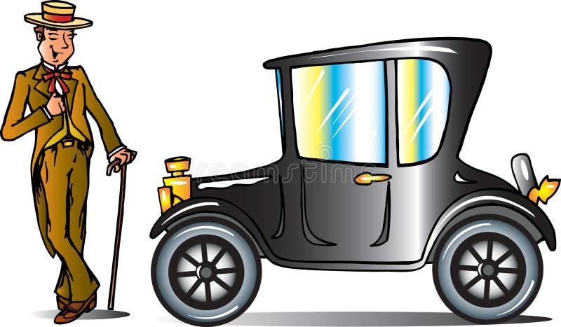model t stock vector illustration of suit pride illustration rh dreamstime com model t ford clipart