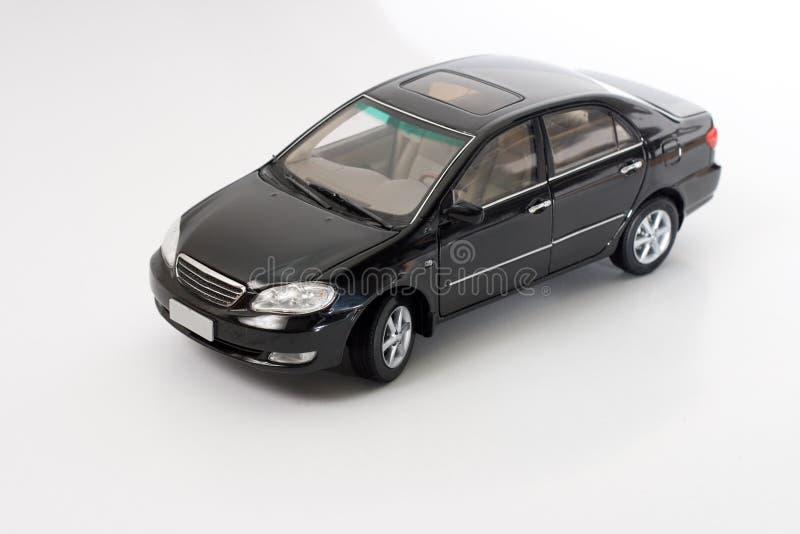 Model Toyota Corolla stock photos