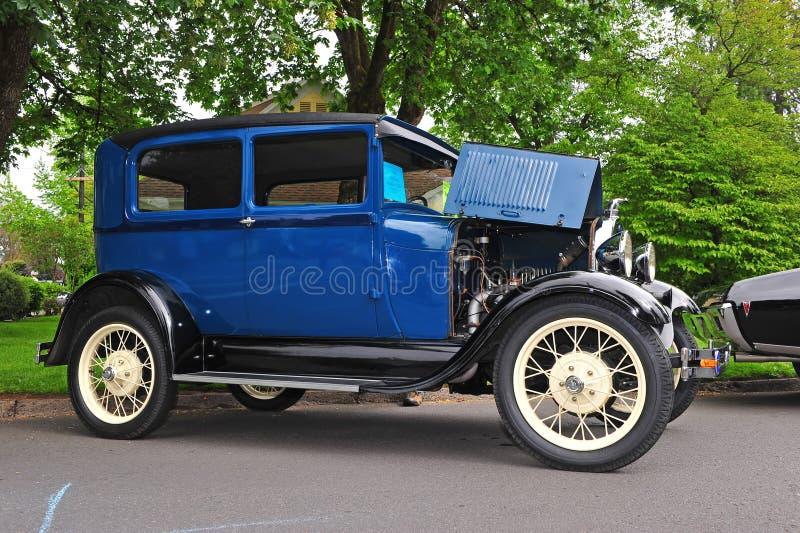 model tudor för ford 1929 royaltyfri foto