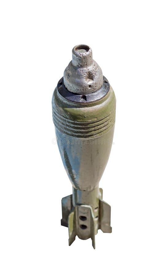 Model van de mortiermijn stock foto's
