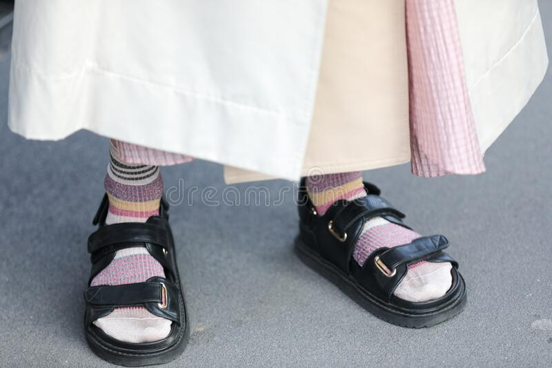 218 Sandals Stockings Photos - Free