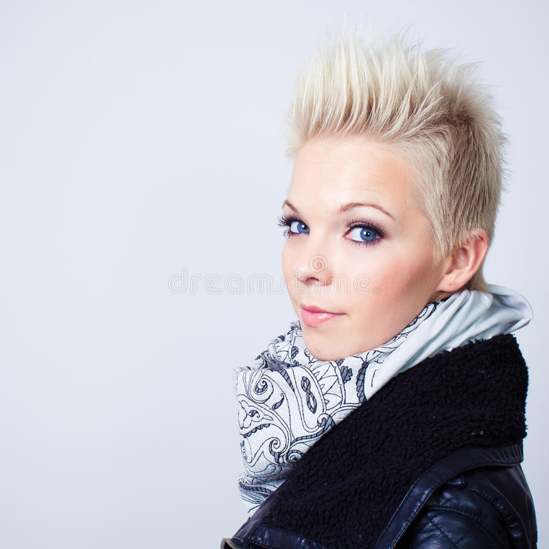 Model Woman Portrait Royalty Free Stock Photos