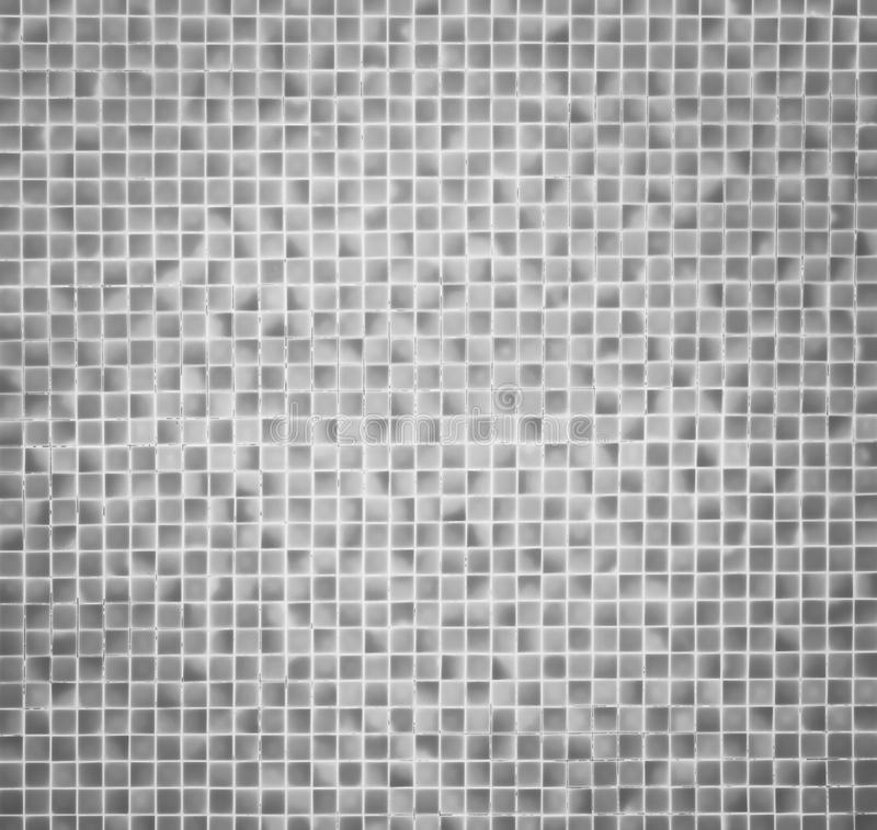 Modell av mosaiker under vatten, abstrakt texturbakgrund royaltyfri illustrationer