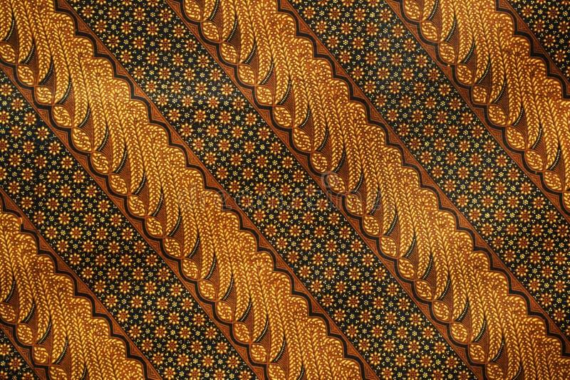modell för batik 2 royaltyfri foto