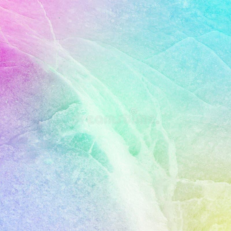 Modell för marmor för abstrakt begrepp för signal för Closeupyttersidakonst på färgrik bakgrund för textur för marmorstenvägg royaltyfria bilder