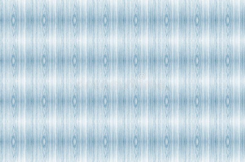 Modell för textur för blå för signaltappningkryssfaner bakgrund för abstrakt begrepp sömlös wood arkivfoton