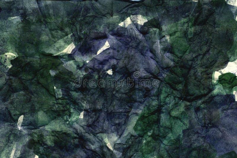 Modell skrynklig pappers- textur royaltyfria foton