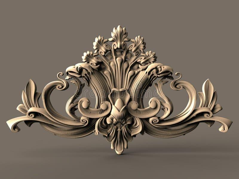 Modellen voor architecturaal binnenlands ontwerp, kunstenaar, textuur, grafisch ontwerp, architectuur, illustratie, symbool, rijk vector illustratie
