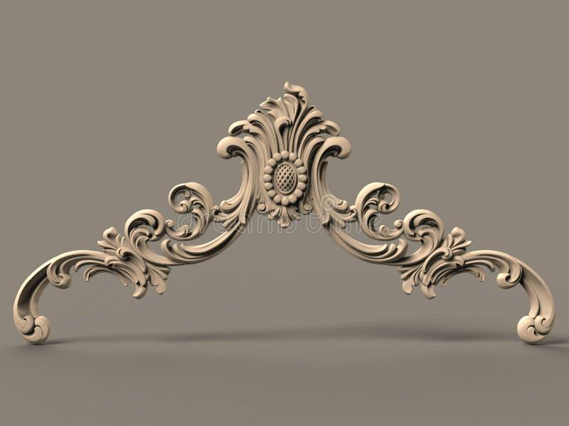 Modellen voor architecturaal binnenlands ontwerp, kunstenaar, textuur, grafisch ontwerp, architectuur, illustratie, symbool, rijk royalty-vrije illustratie