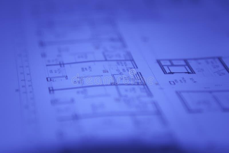 Modelli architettonici astratti fotografie stock libere da diritti