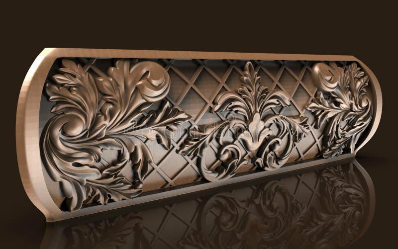 Modelli per interior design architettonico, artista, struttura, progettazione grafica, architettura, illustrazione, simbolo, affl royalty illustrazione gratis