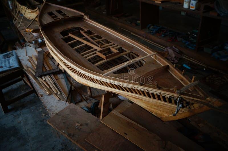 Modellistica della nave immagini stock libere da diritti