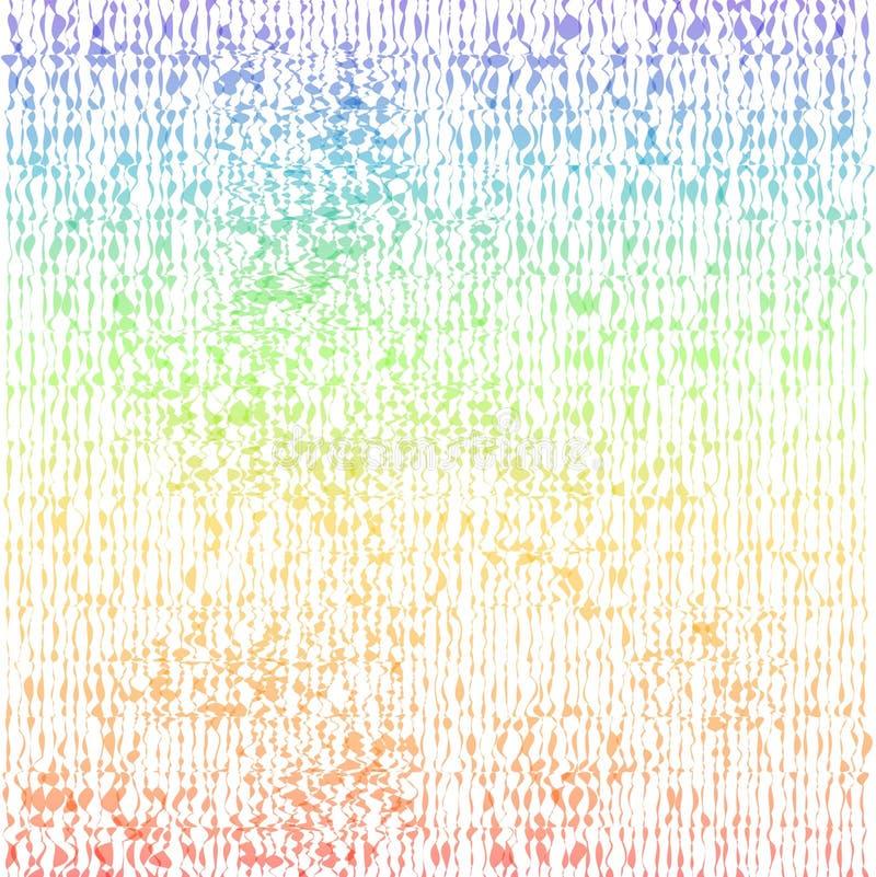 Modello - arcobaleno fotografia stock libera da diritti