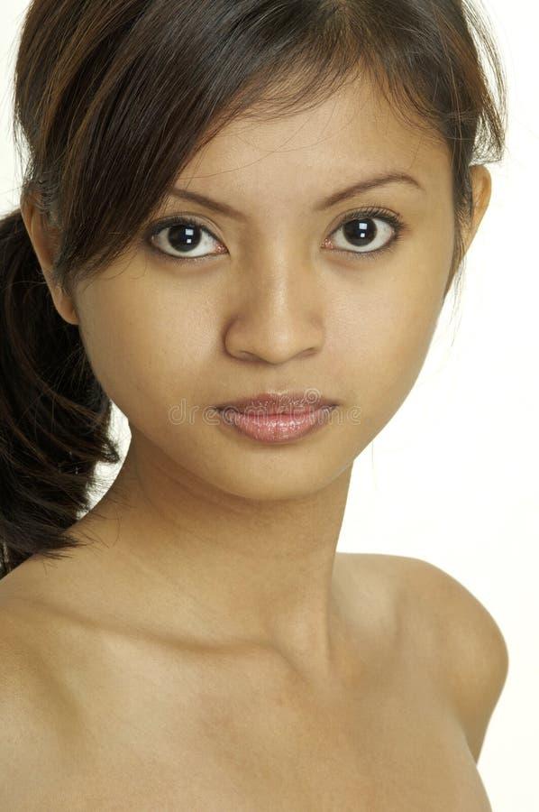 Modello asiatico 11 fotografie stock libere da diritti