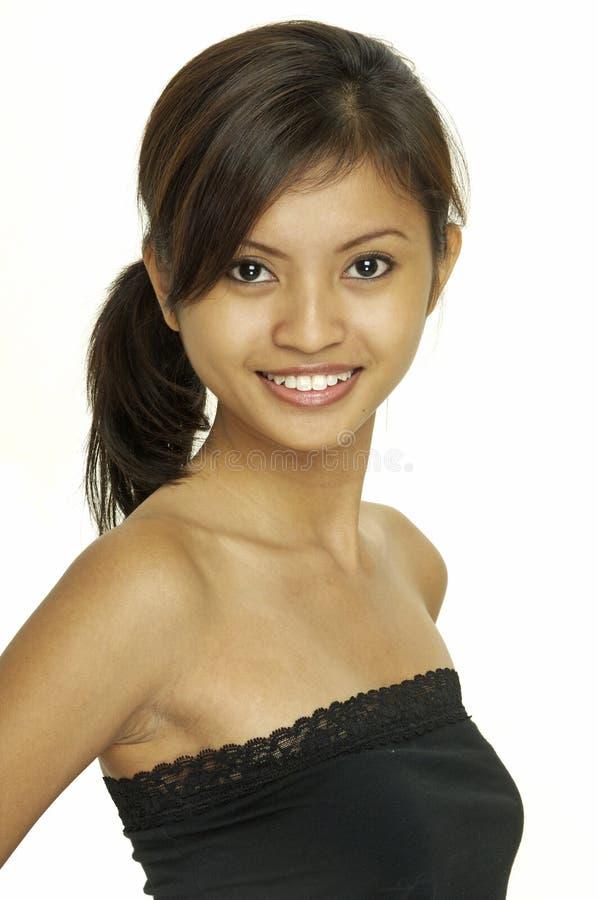 Modello asiatico 15 fotografie stock