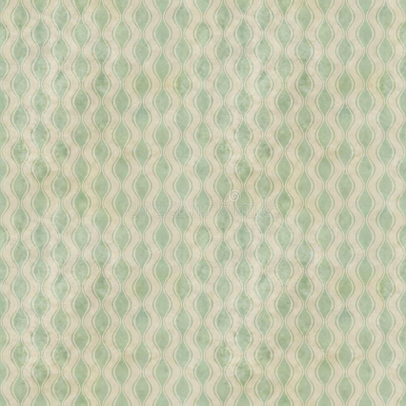 Modello d'annata senza cuciture royalty illustrazione gratis