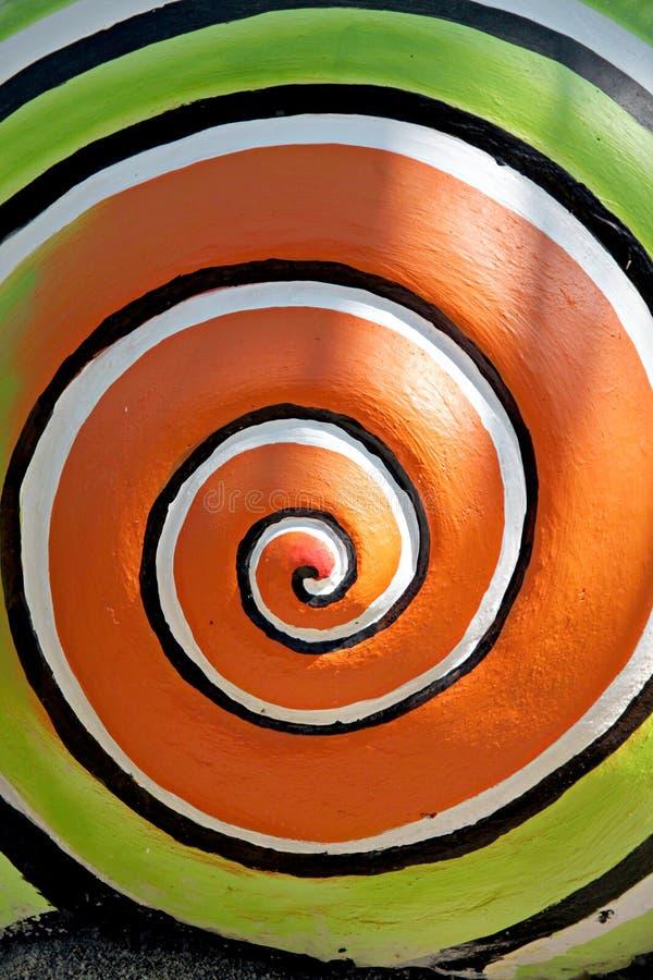 Modello del cerchio rotante di colori immagine stock - Immagine del mouse a colori ...