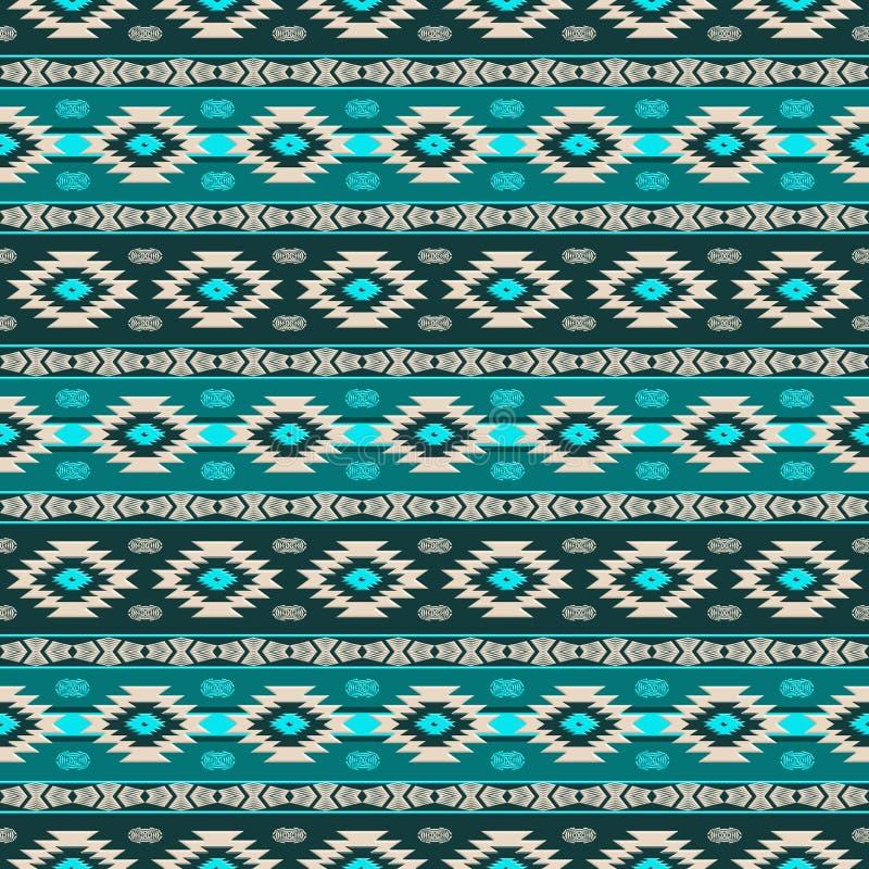 Modello del navajo di sud-ovest fotografie stock libere da diritti