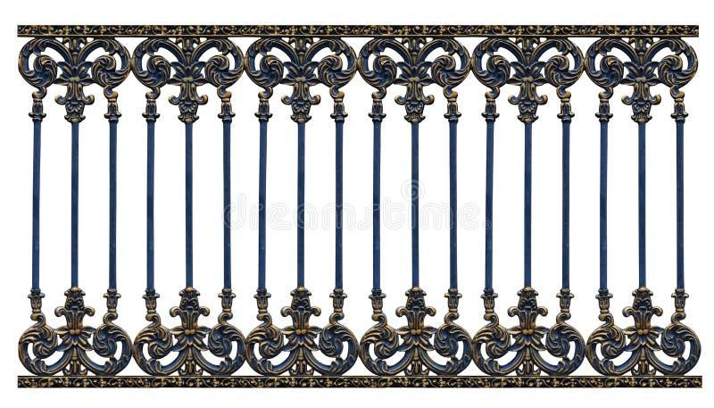 Modello del portone dell'acciaio legato immagine stock