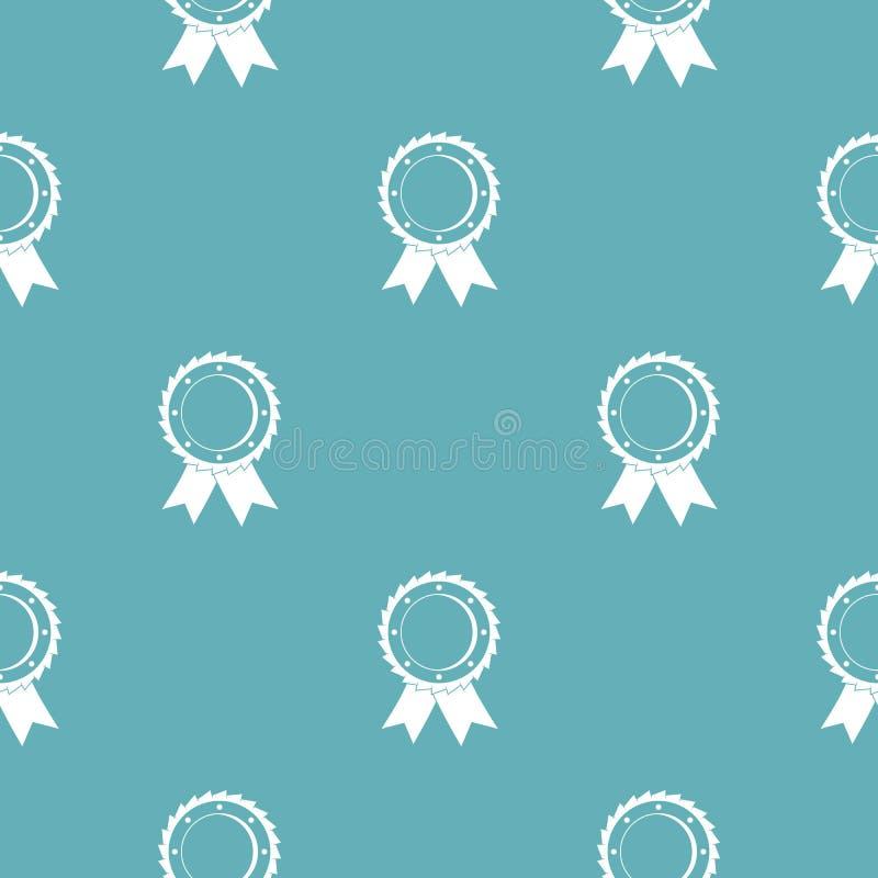 Modello del premio senza cuciture royalty illustrazione gratis