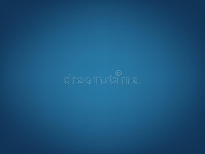 Modello del sito Web di pendenza, intestazione dell'insegna o grafico liscia d'ardore della barra laterale, fondo astratto blu va royalty illustrazione gratis