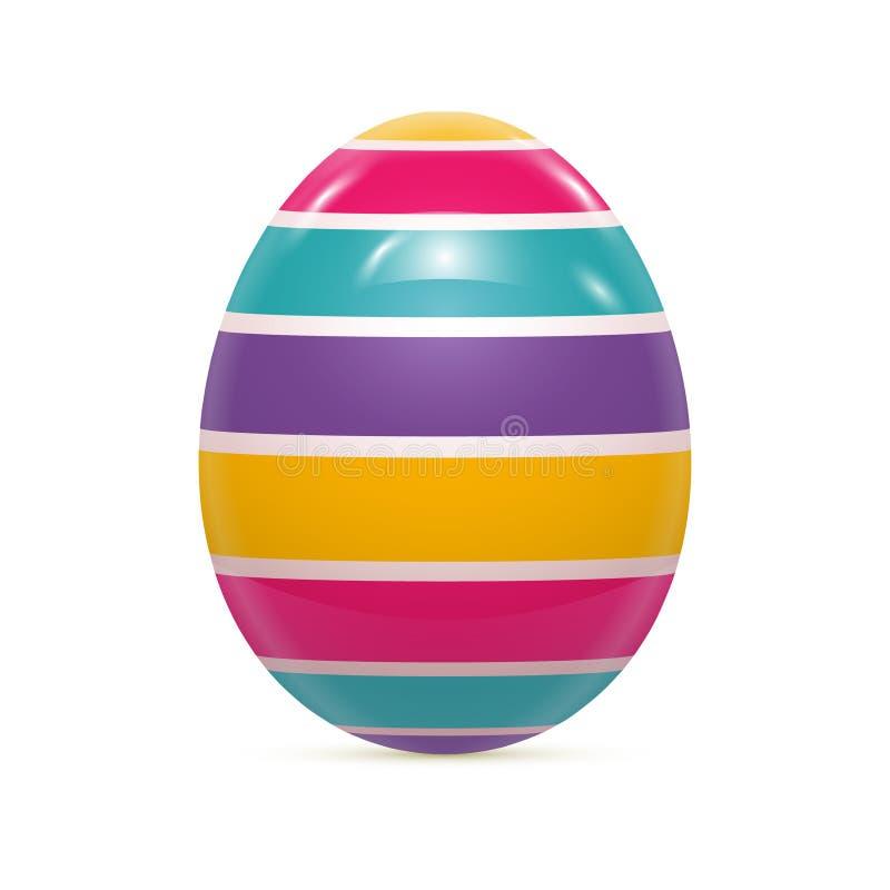 Modello del witnh dell 39 uovo di pasqua isolato sul vettore - Modello di uovo stampabile gratuito ...